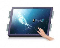 "15"" ATM IR Touch Display for User"