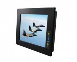 "12"" Industrial LCD Touch Monitor"