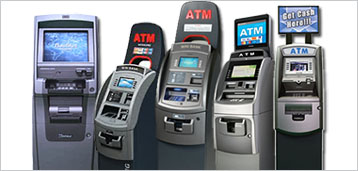 Financial ATM and VTM Display Solution
