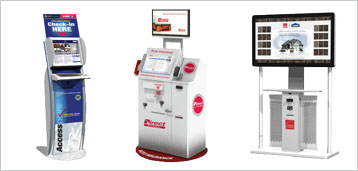 Touchscreen Kiosk Solution