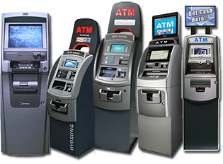 ATM display solution